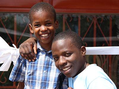 Mark from Buwanda Kinship in Uganda