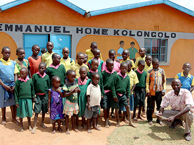 Emmanuel Kinship Home in Kenya