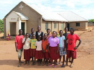 Buwanda Kinship Home in Uganda