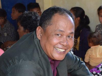 Peter - Cambodia