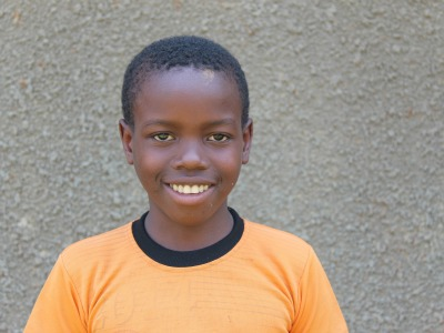 Apollo from Buloba Kinship Home in Uganda