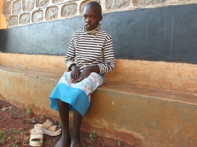Jecinta from Aruba Kinship in Kenya