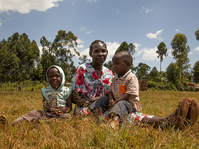 Widows and Orphans in Kenya