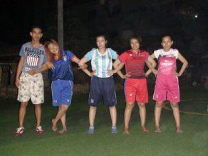 Cambodia Soccer Ministry