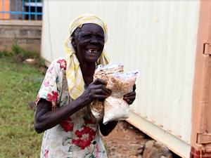 Amina Food Distribution