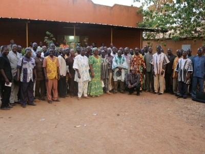 Burkina Faso bible school