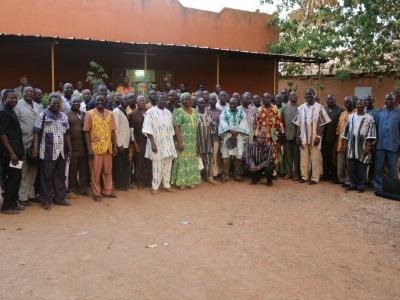Burkina Faso bible school