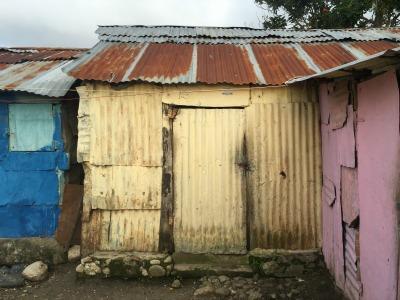 Batey in Dominican Republic
