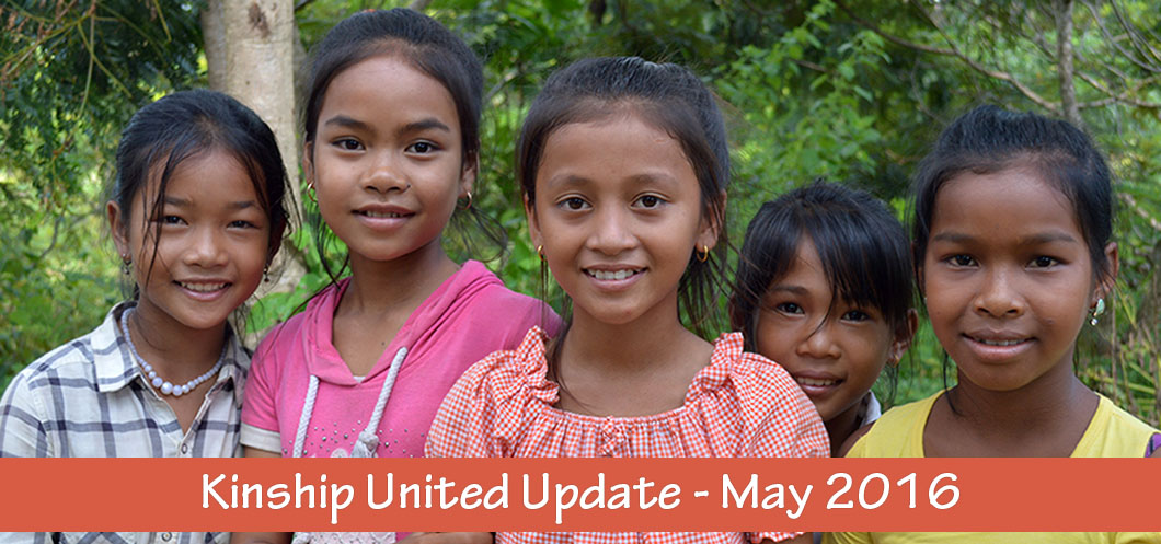 Kinship United Newsletter May 2016