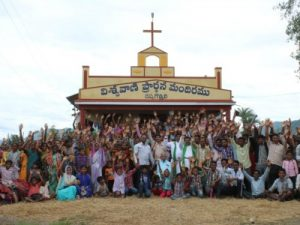 New Church opening in India