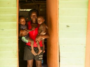 Human Trafficking targets women and childre