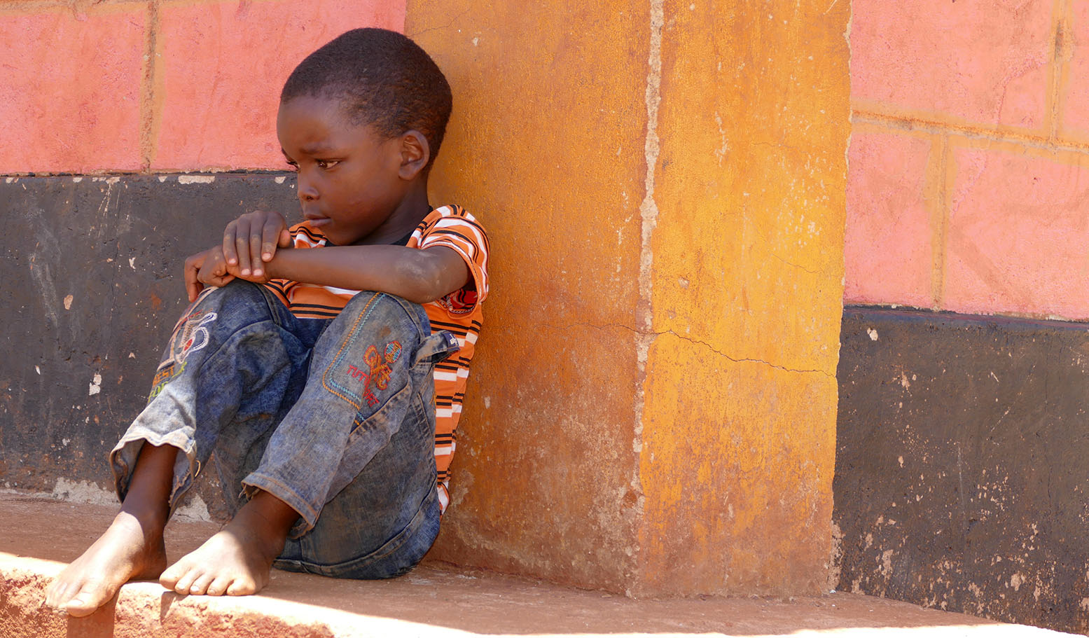 The Devastating Effects of Trauma on Orphans