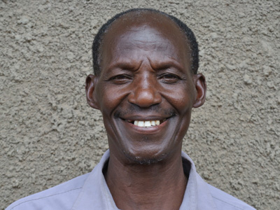 Pastor Vincent from Uganda