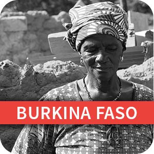 Kinships in Burkina Faso