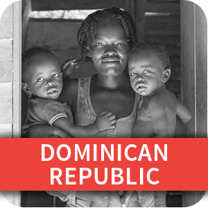 Kinships in the Dominican Republic