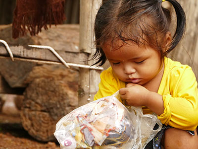 Will you protect a child in danger of trafficking?