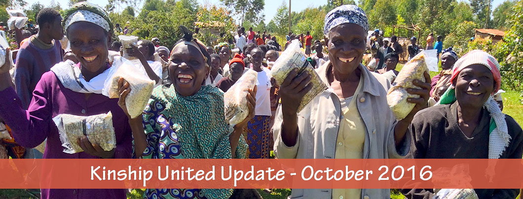 Kinship United Newsletter October 2016