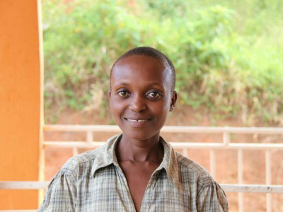 Rachael from the Kireka Kinship in Uganda
