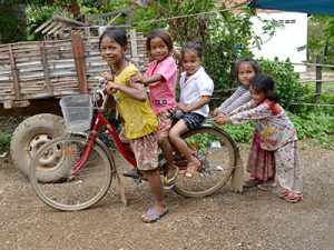 Kinships need vehicles so they can serve their communities, rescue kids, get to school or the doctor, and more.
