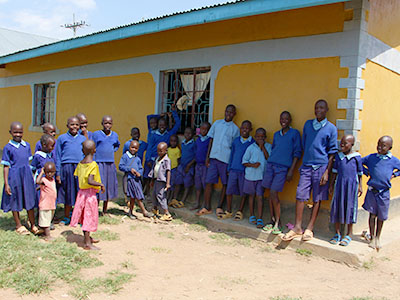 The Amazing Grace Kinship Home needs some TLC after years of serving the kids living there.