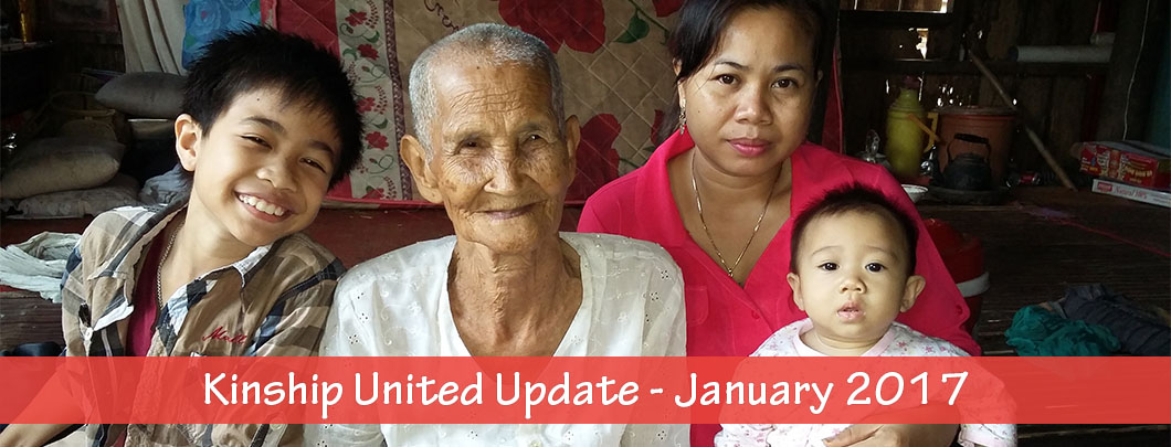 Kinship United Newsletter January 2017