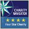 Charity Navigator Financial Integrity - Transparent
