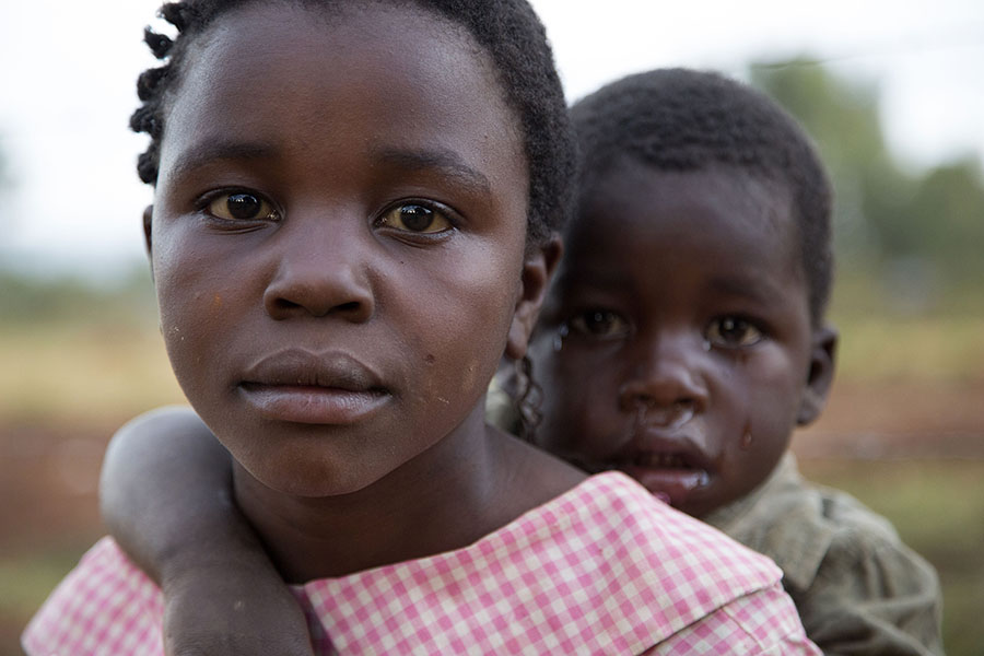 Kinship United rescues orphaned children who have suffered through horrific experiences, including war, extreme poverty, slave labor and illness.