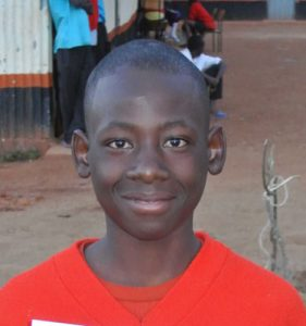 A young Lamech joined the Ephraim Kinship Home in 2010 with his brother after a traumatic life on the streets.