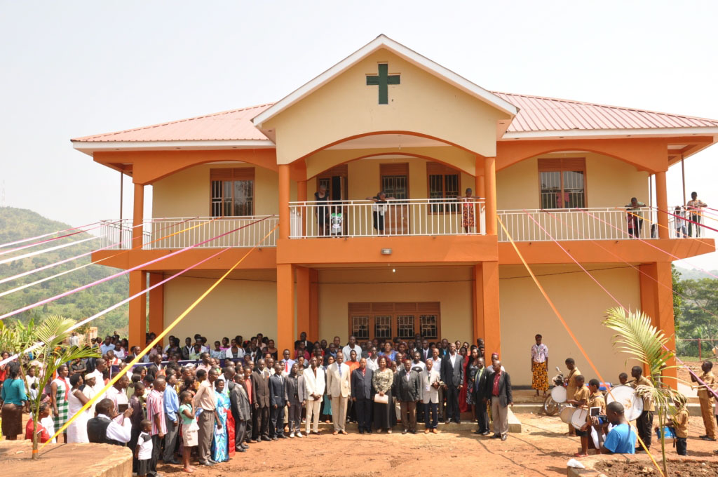 The Cross Training Center is a Church first that serves the community and second a home that will care for permanently displaced and orphaned children.