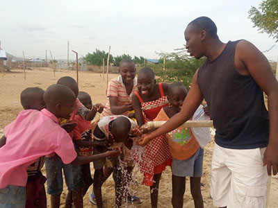 You brought clean water to orphans and widows living in Lodwar, Kenya with your gifts on Giving Tuesday!