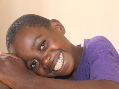 Kireka Kinship, Uganda - You gave Hassan a second chance at childhood and the promise of greater opportunities to come!