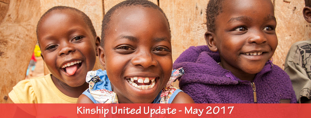 Kinship United Newsletter May 2017