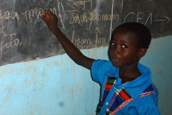 education – burkina faso