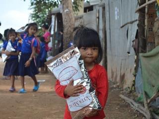 food outreach - cambodia