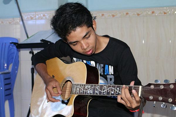 music - cambodia