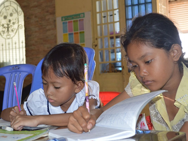 education - cambodia
