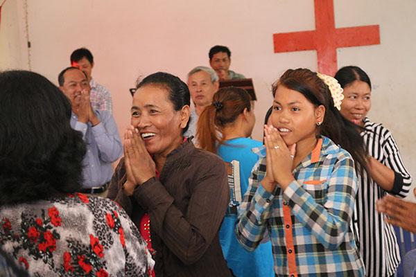 worship – cambodia