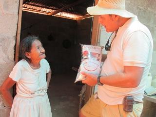 food outreach – honduras