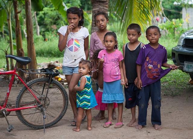 Honduras Kinship - 3