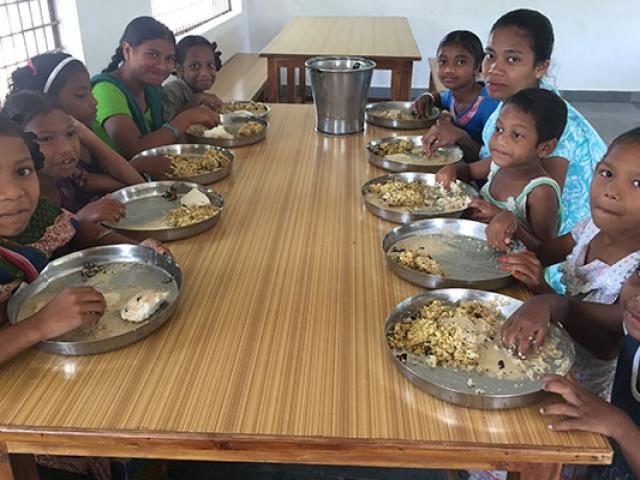 food - india