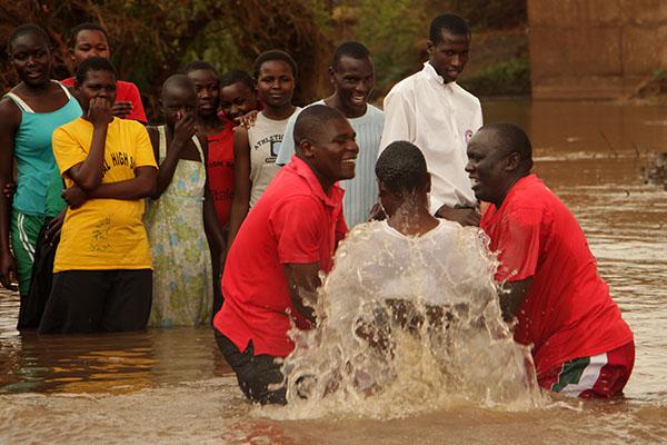 worship - kenya