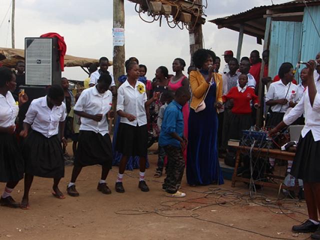 music - kenya