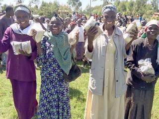 food outreach - kenya