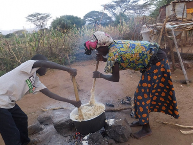 food - kenya