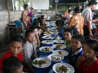 food outreach - thailand