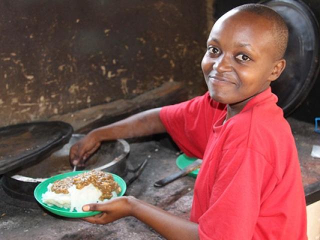 food – uganda
