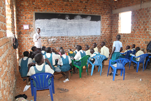 education - uganda