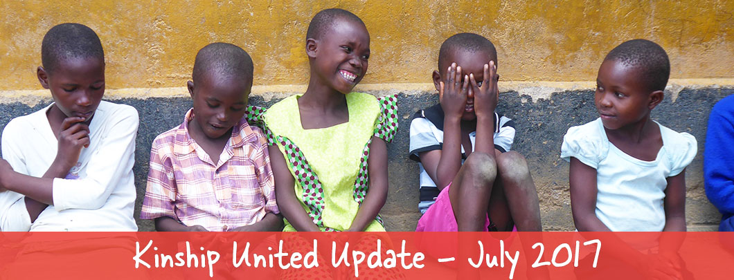 Kinship United Newsletter July 2017
