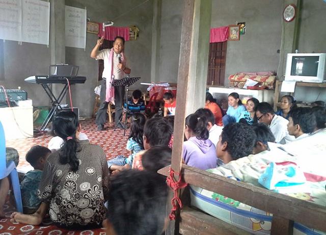 Kampong Cham Kinship - 11