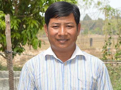 Pastor Heng Kimhai - Kampong Chhnang Kinship